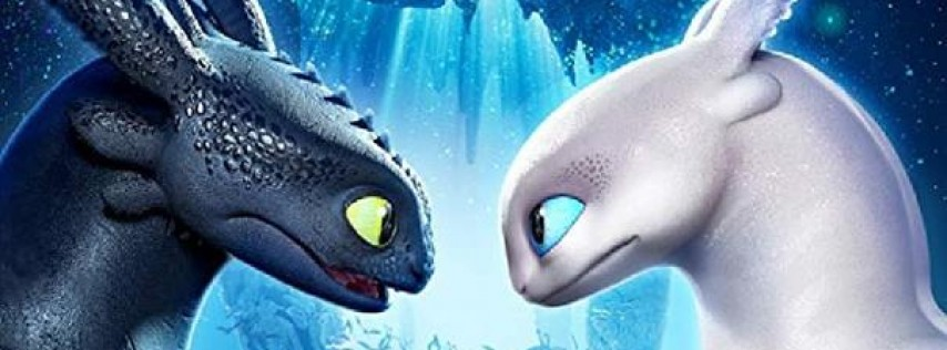 Movies at Carolina Beach Lake Feat How to Train Your Dragon (PG)