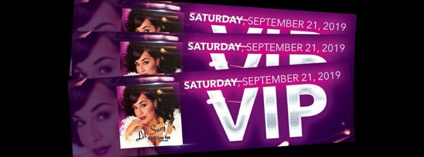 San Antonio - Lil Suzy - I Love Freestyle Music Tour