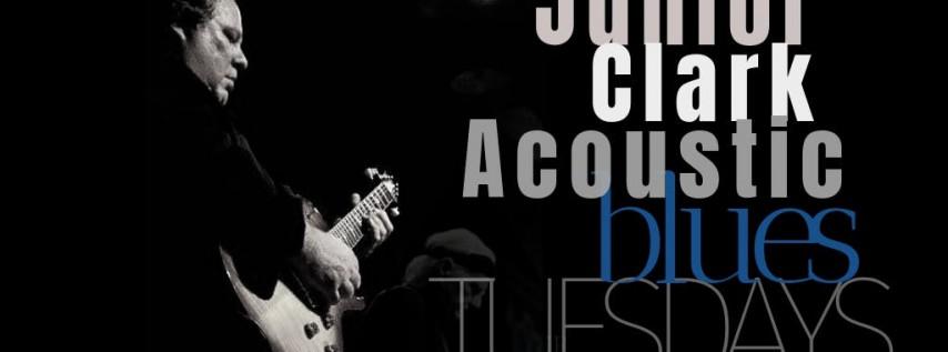 Junior Clark's Acoustic Blues - Tuesdays