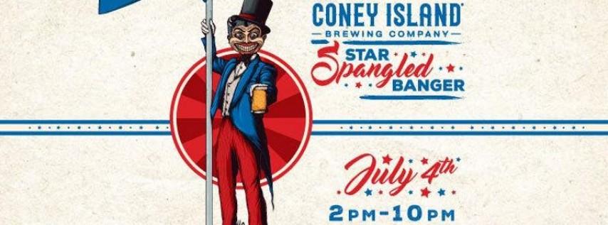 July 4th: Star Spangled Banger!