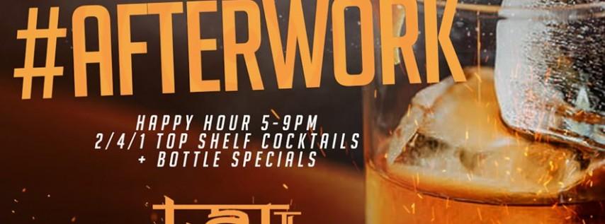Last Thursdays Afterwork at Taj ll