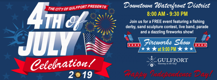 Gulfport's July 4thCelebration