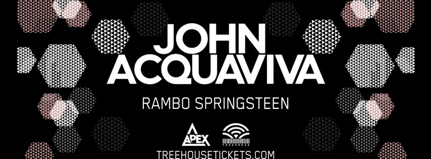 John Acquaviva @ Treehouse Miami