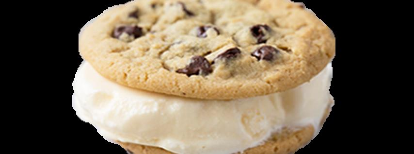 Boozy Ice Cream Sandwiches with Prohibition Creamery & Tiff's Treats
