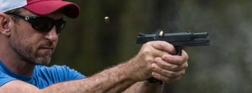 Frank Proctor - High Performace Pistol Skills
