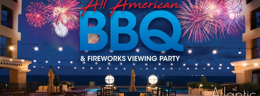 July 4th Rooftop BBQ & Fireworks Viewing Party