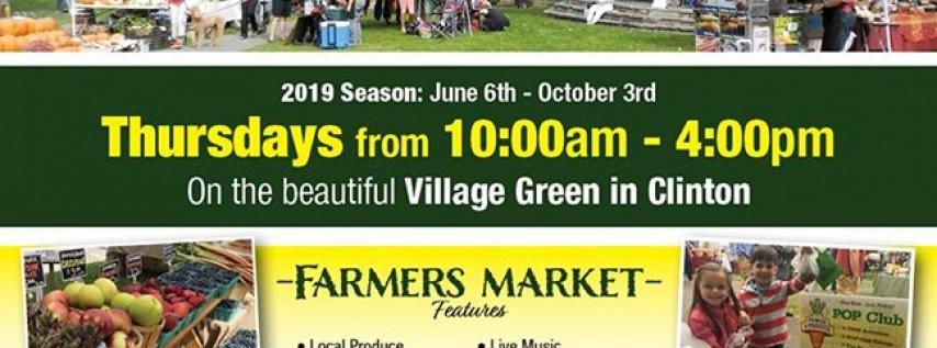 Clinton Farmers Market