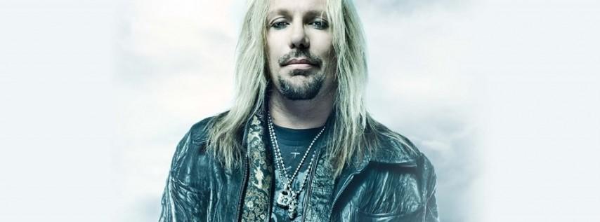 Vince Neil of Mötley Crüe presented by WDHA