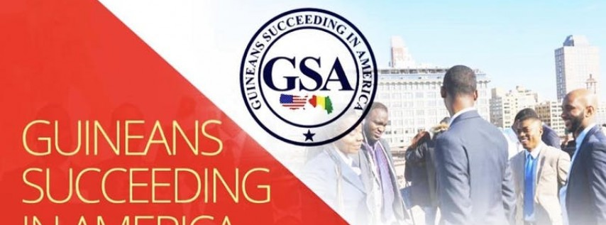 Guineans Succeeding in America (GSA) 4th Annual Conference