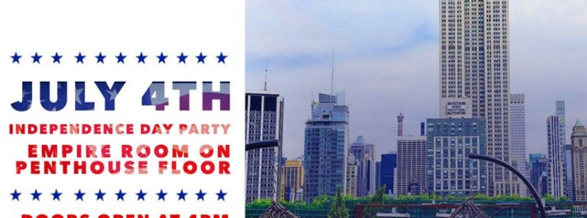 230 Fifth Independence Day Party 4pm -12