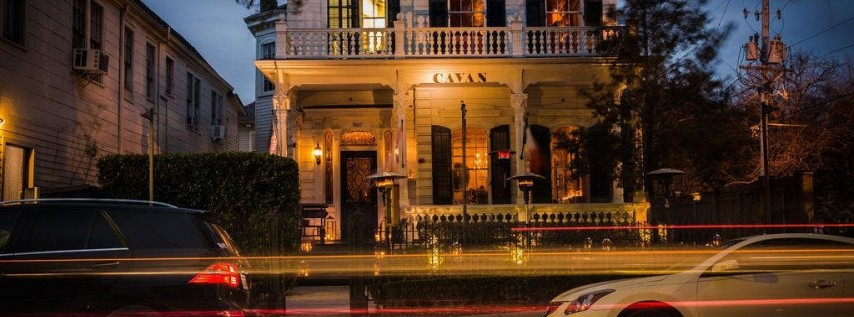 A Spirited Dinner with Pierre-Ferrand House