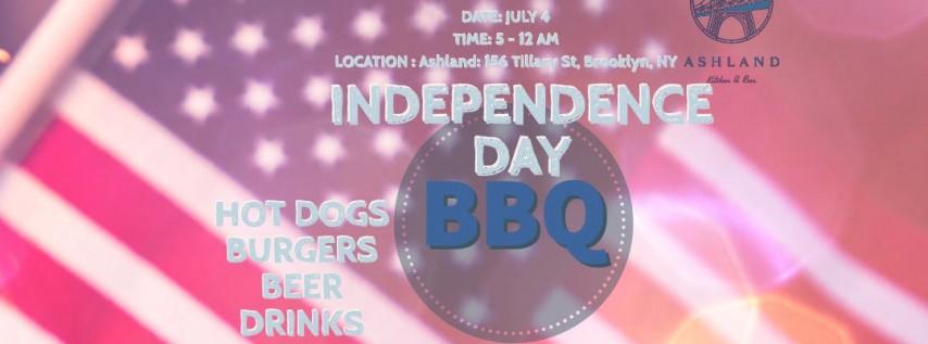 4TH OF JULY BBQ * ASHLAND