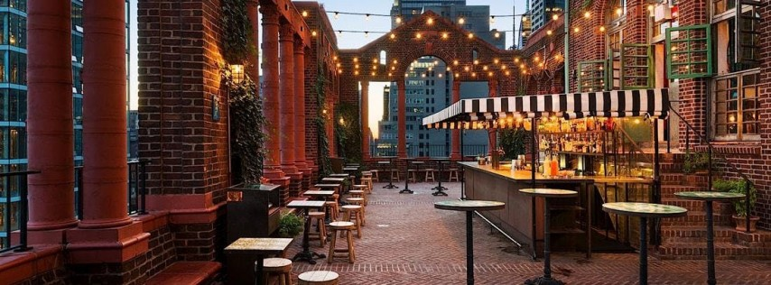 July 4th Rooftop Party Al Pastor @ Pod 39 Hotel