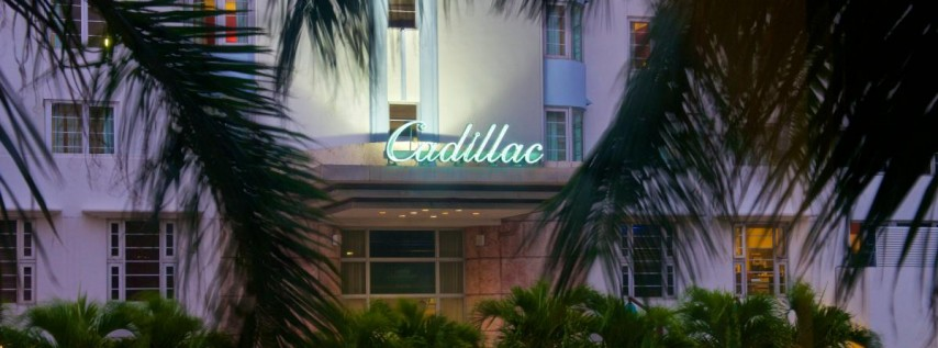 Bungalow by the Sea at Cadillac Hotel & Beach Club