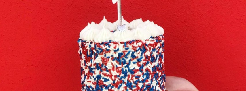 4th of July Specials at Bunnie Cakes