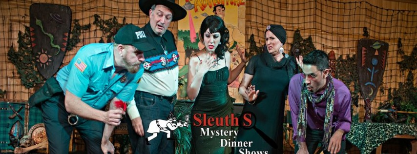 Celebrate The 4th of July at Sleuth's Mystery Dinner Shows!