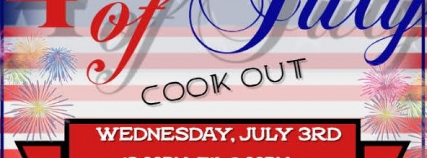 4th of July Cook Out