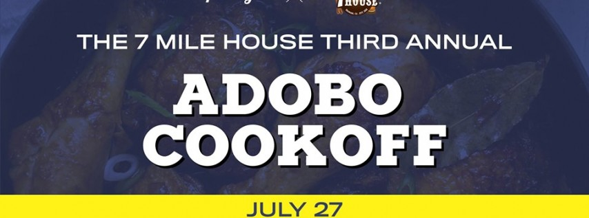 Adobo Cook-off For A Cause: 7 Mile House + Entrepinays Summit