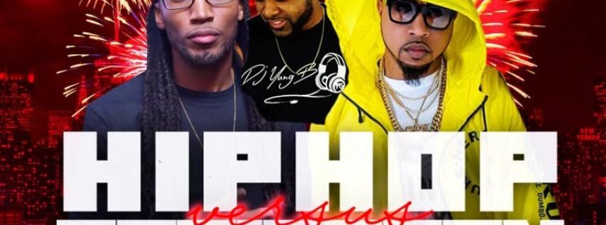 Hot 97 Independence Day Splash | Hip Hop Vs Caribbean pre 4th of July @ Jim...