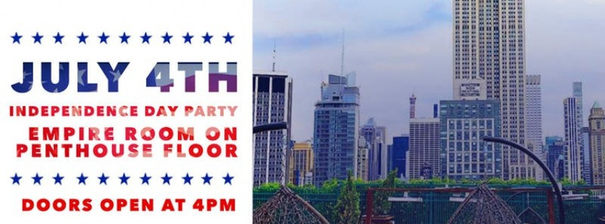 230 Fifth Independence Day Party
