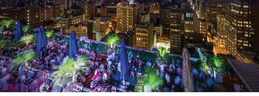July 3rd Party At 230 Fifth Rooftop