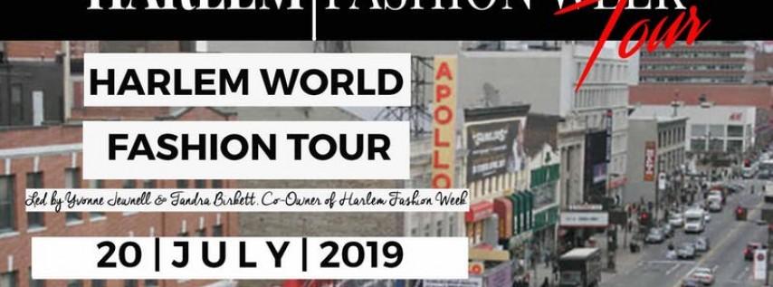 HARLEM FASHION TOUR | July 2019