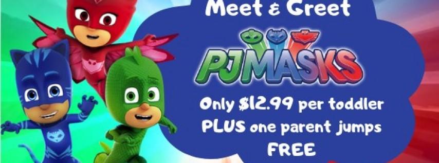 PJ Masks Meet & Greet Toddler Time