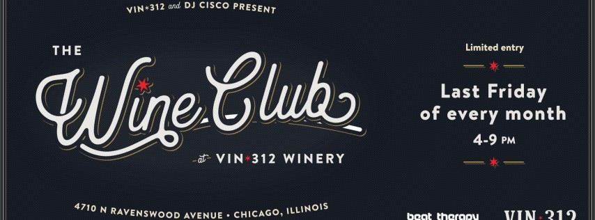 The Wine Club at VIN 312