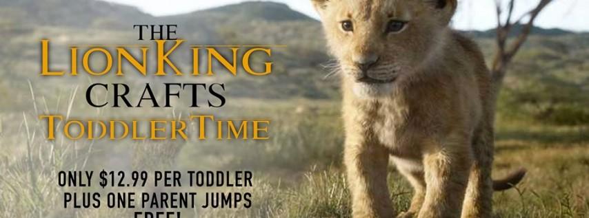 Lion King Crafts Toddler Time