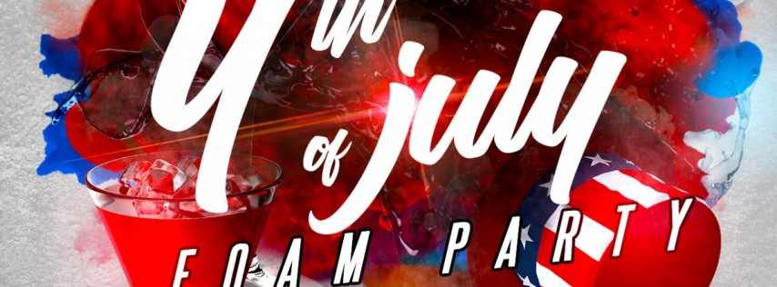 4th of July Foam Party at Club Prana