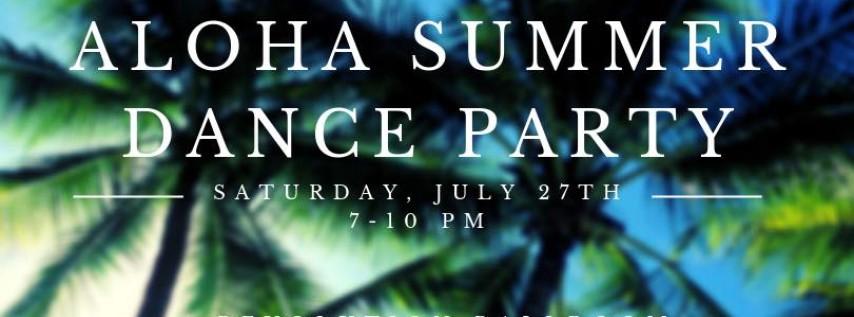 Aloha Summer Dance Party!