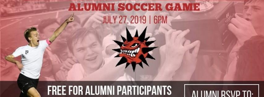 SSC Soccer Alumni Game