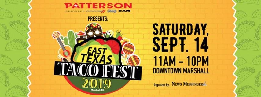 East Texas Taco Fest