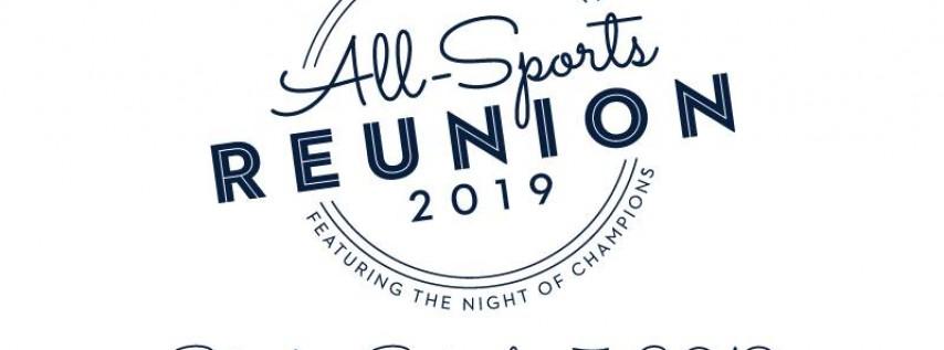 2019 All-Sports Reunion