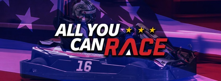All You Can Race - 4th of July