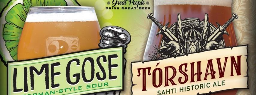 Double Beer Release