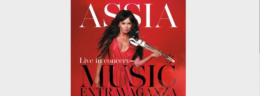 Assia Ahhatt - A Music Extravaganza