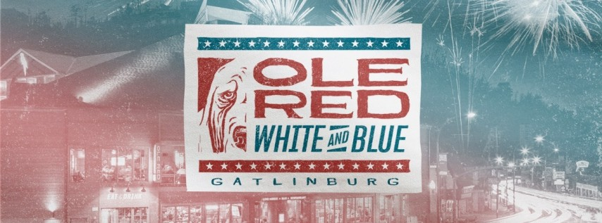 Ole Red White & Blue