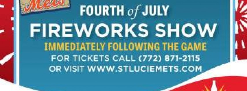 St. Lucie Mets 4th of July Bash