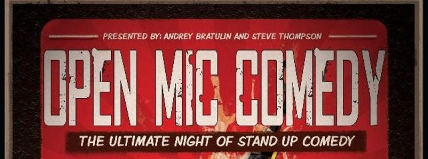 Comedy Open Mic!
