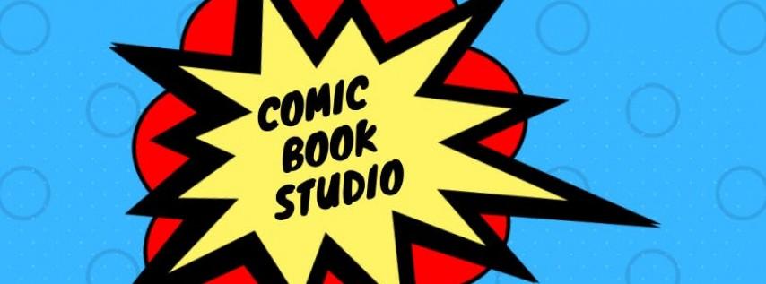 Youth Art Lab   Kids Comic Book Studio