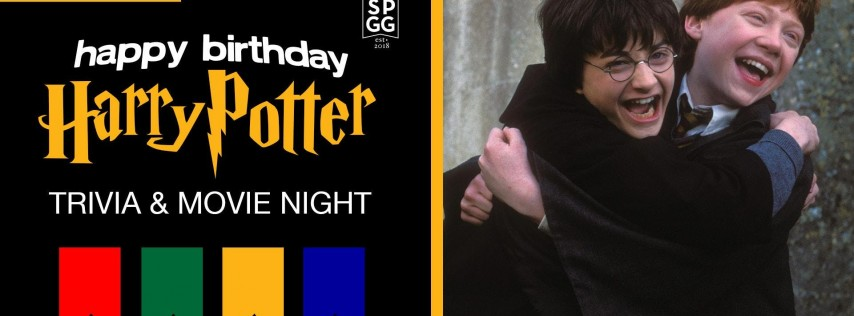 Harry Potter Trivia & Movie Night
