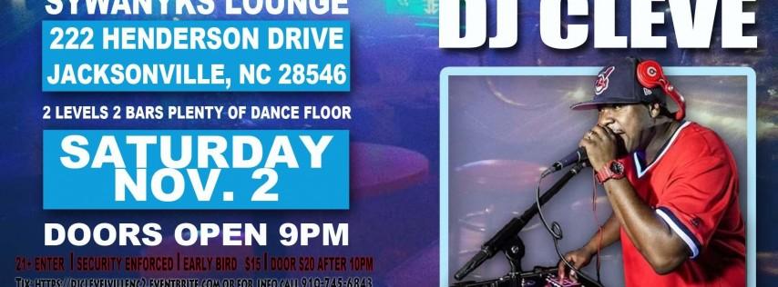 It's A Celebration w/ The Infamous DJ CLEVE Jacksonville NC