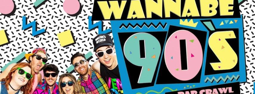 Wannabe 90s Bar Crawl - Denver