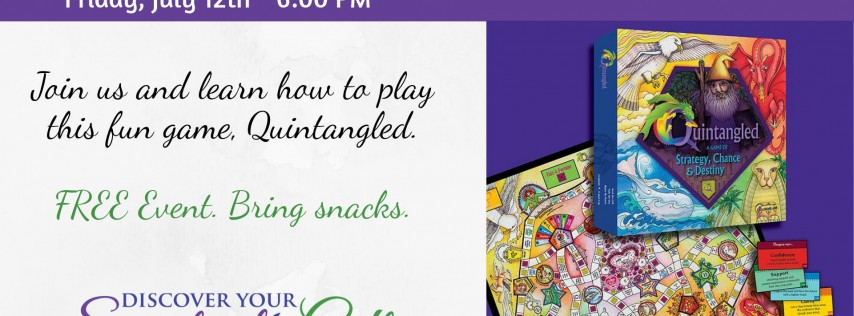 Game Night: Quintangled
