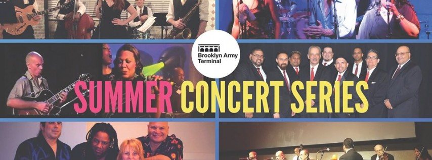 Summer Concert Series with NYC Soul Stars