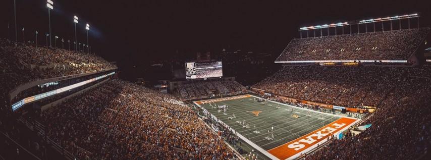 Texas Football vs LSU