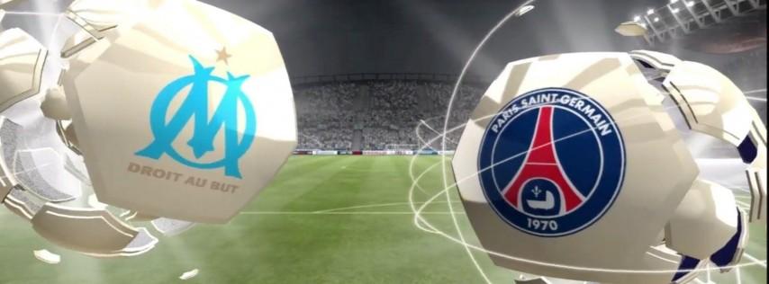 2020 Le Classique Marseille vs PSG New Orleans Watch Party