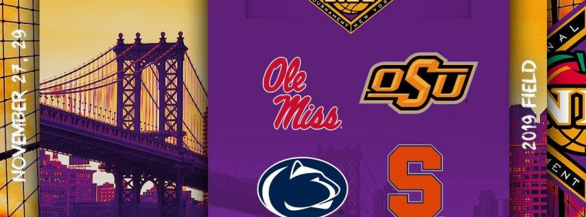 2019 NIT Season Tip-Off New Orleans Watch Party