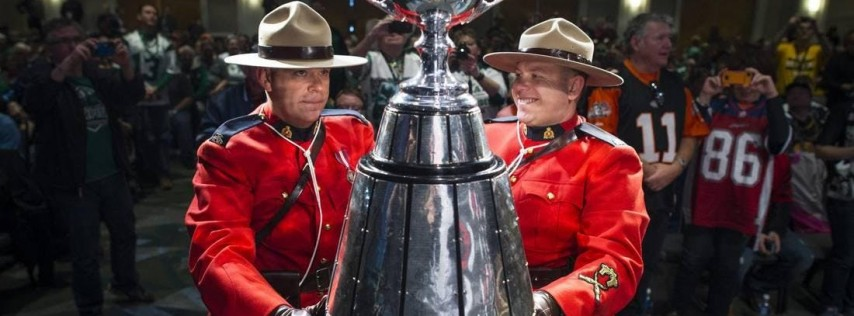 2019 CFL Grey Cup Finals New Orleans Watch Party